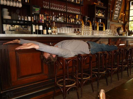 planking Rotterdam